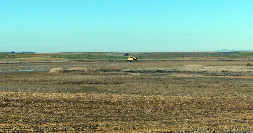 paisaje tierra de campos