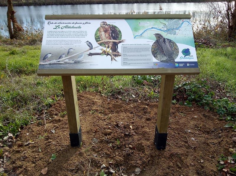 observacion fauna y flora aldehuela