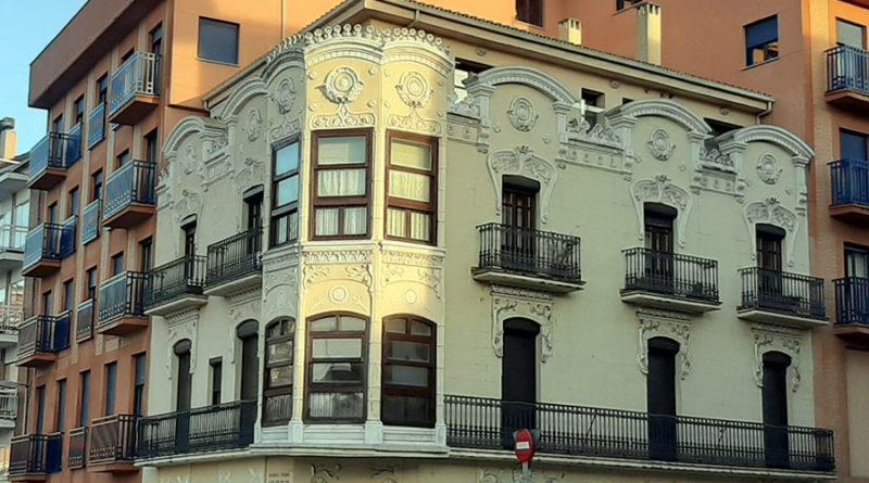 Ruta Modernismo de Zamora: Art Nouveau en las fachadas zamoranas