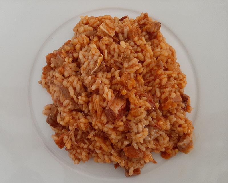 receta arroz a la zamorana