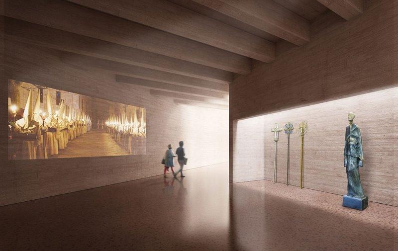 Proyecto del nuevo Museo de Semana Santa de Zamora