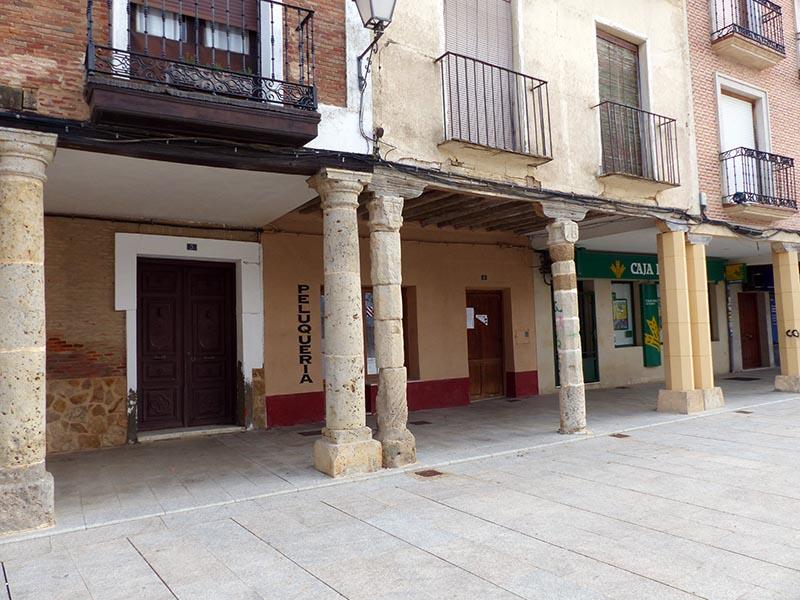plaza mayor villalpando