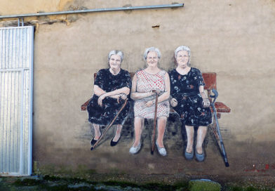 Castrogonzalo: La cuna del 'Street Art' zamorano