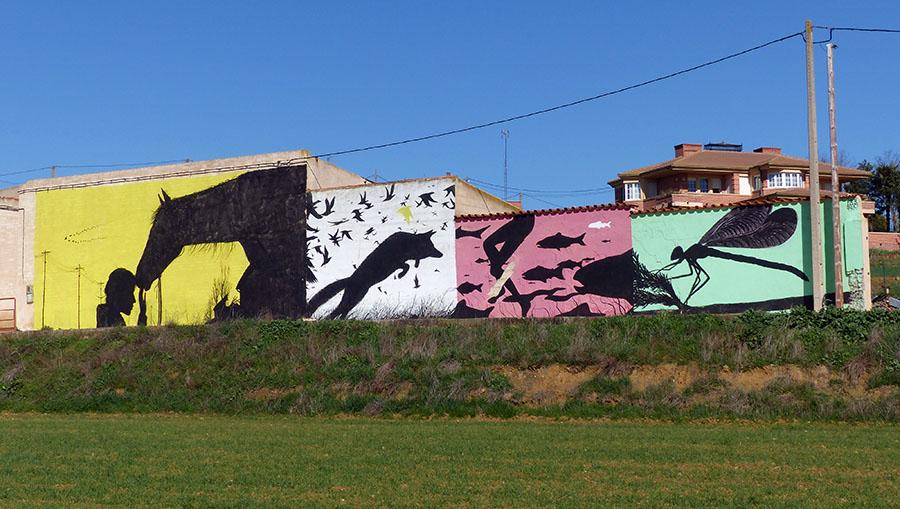 murales castrogonzalo