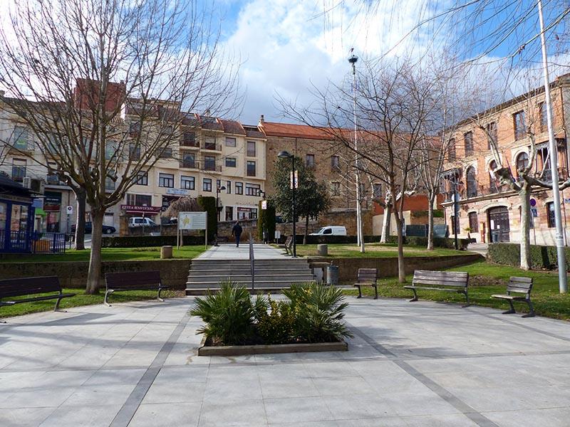 plaza del grano benavente