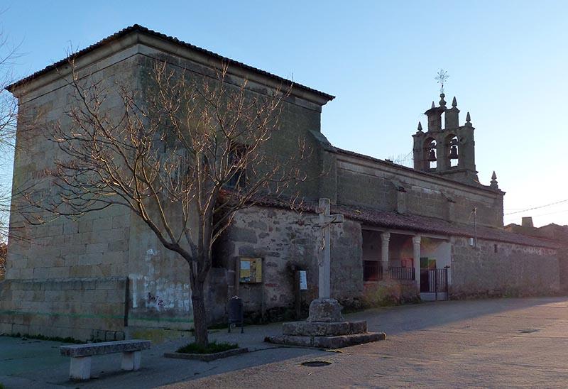 iglesia de abelón