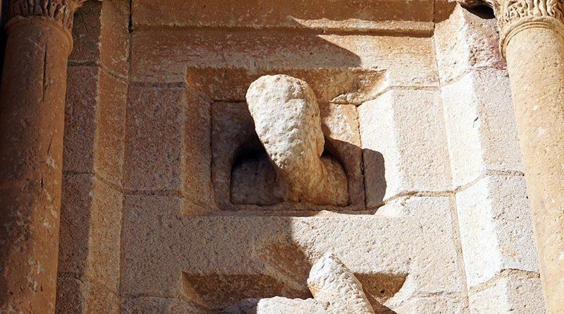cabeza catedral zamora