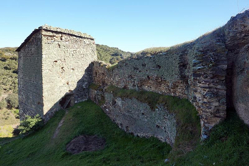 restos castillo losacino