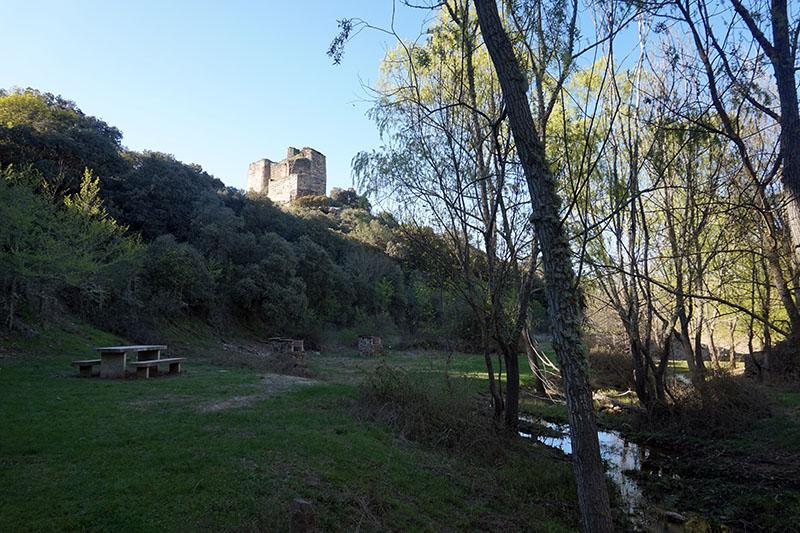 castillo de alba ruta