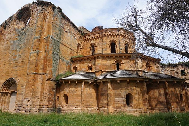 monasterio moreruela zamora
