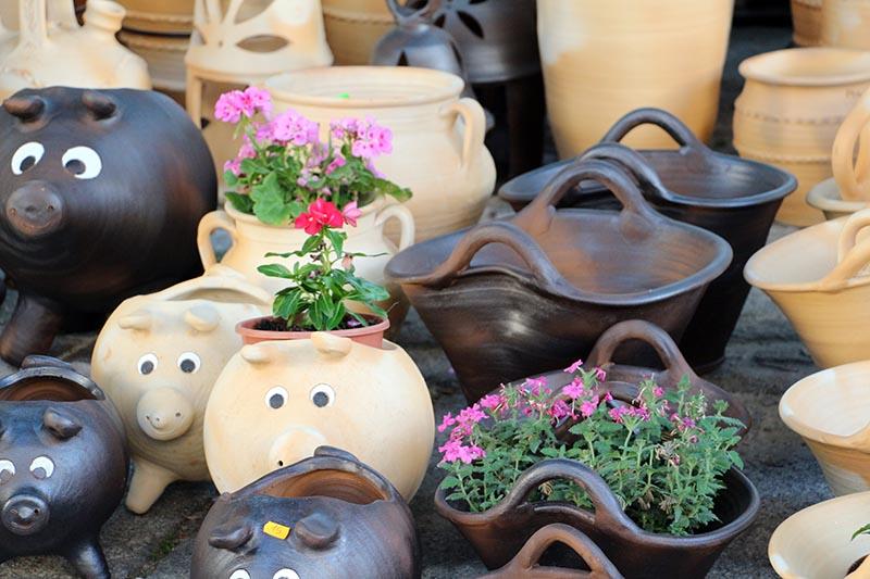feria cerámica san pedro zamora