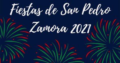 fiestas san pedro zamora 2021