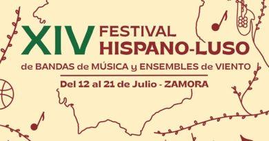 FESTIVAL HISPANO-LUSO DE BANDAS ZAMORA