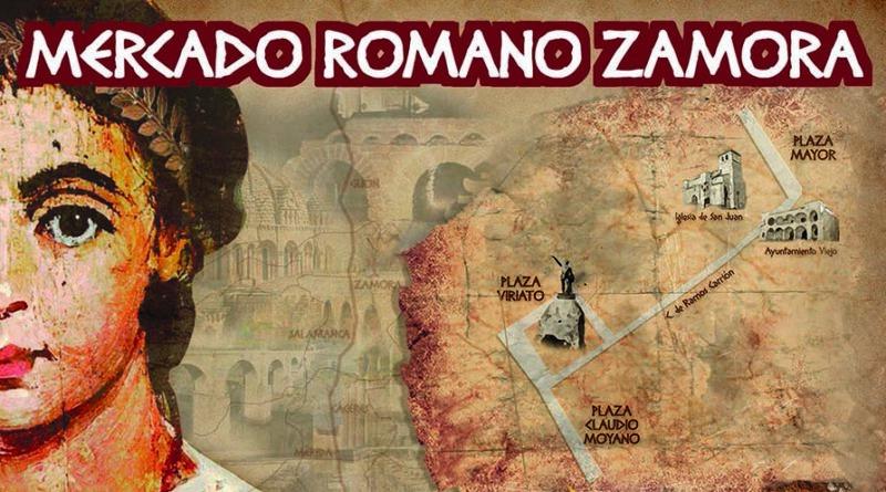 mercado romano zamora programa